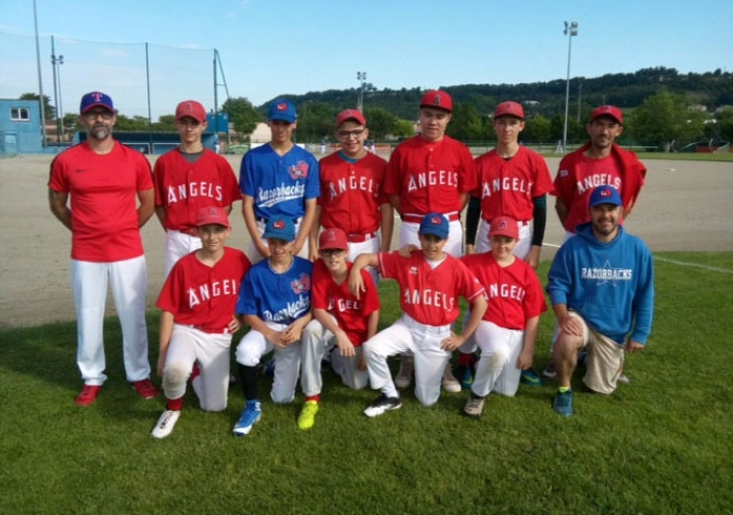 Entente Angels/Razorbacks vice champion de Nouvelle Aquitaine 15u