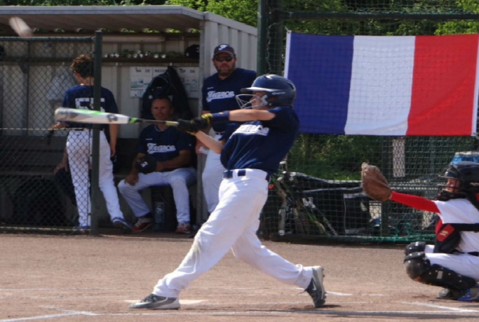UN ANGELS BASEBALL A L EURO U 12