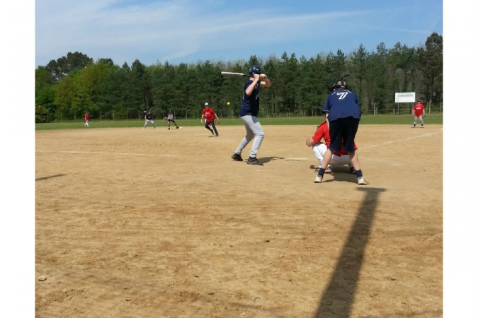 Resultats softball 13 avril